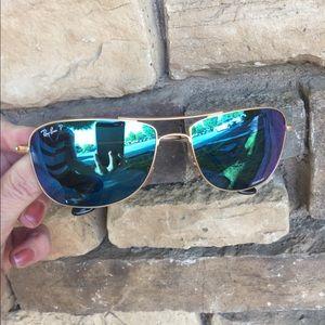 Ray Ban RB3543 Polarized Chromance Sunglasses